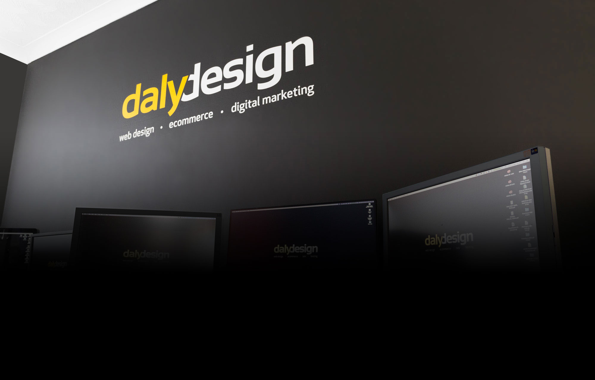 Web Design Studio Bridgend, Swansea and Porthcawl