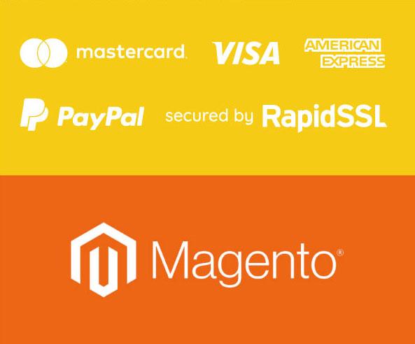 Magento custom theme web designer